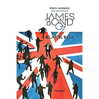James Bond - Blackbox TPB by Benjamin Percy - 9781524109240 Book