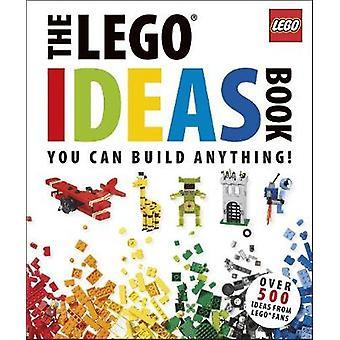 LEGO ideer bog - du kan bygge noget! af DK - Daniel Lipkowitz