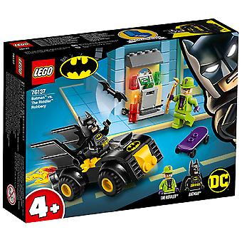 LEGO 76137 Superhelden Batman vs. Der Riddler Raub