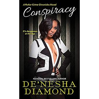 Conspiracy by De'nesha Diamond - 9781496705839 Book