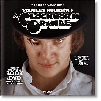 Stanley Kubrick's A Clockwork Orange. Book & DVD Set by Alison Ca