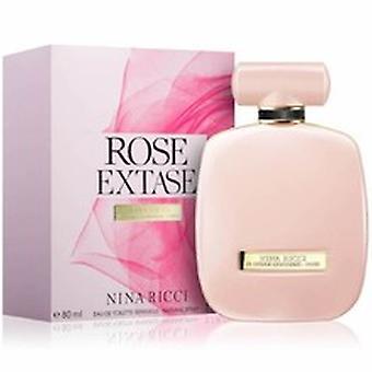 Nina Ricci - Rose Extase - Eau De Toilette - 80mlML