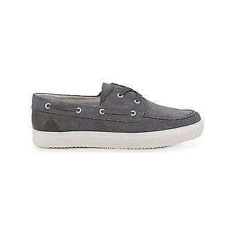 Docksteps - Shoes - Moccasins - GOLD-LOW-2254_GREY - Men - gray - 44
