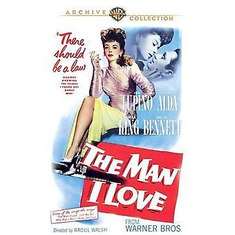 Hombre que amor [DVD] USA importar