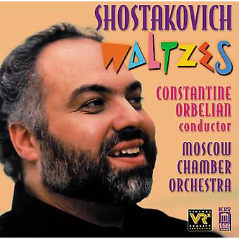 D. Shostakovich - Shostakovich: Waltzes [CD] USA import