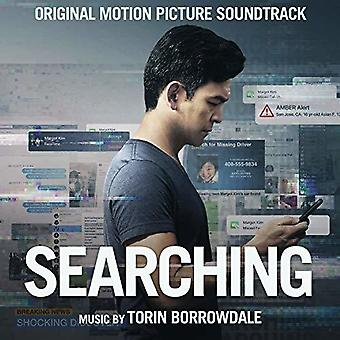 Torin Borrowdale - Searching / O.S.T. [CD] USA import