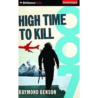 Benson*Raymond / Vance*Simon - High Time to Kill [CD] USA import
