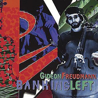 Gideon Freudmann - Banking Left [CD] USA import