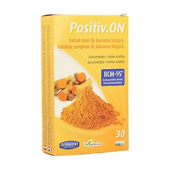 Positive on 30 capsules