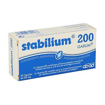 Stabilium 200 30 kapsułek po 350mg