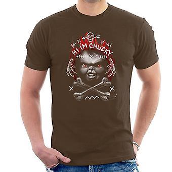 Chucky Hi Im Chucky Zitat Männer's T-Shirt
