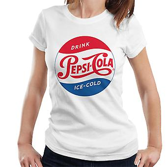 Pepsi Cola 1954 Ice Cold Women's T-Shirt