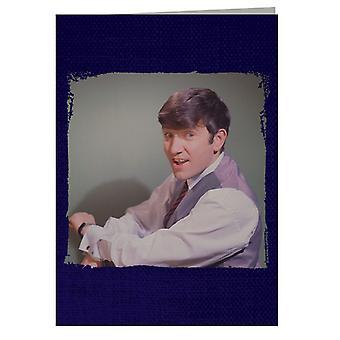 TV Times Jimmy Tarbuck 1964 Greeting Card