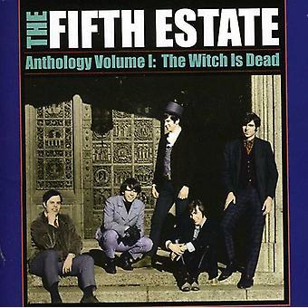 Fifth Estate - Fifth Estate: Vol. 1-Anthology [CD] USA import