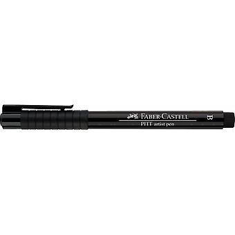 Faber Castell Indian Ink Artist Pen Brush 199 Black