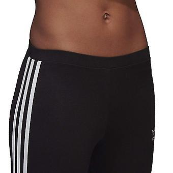 adidas Originals Women's 3 Stripes Legging, Black, XS