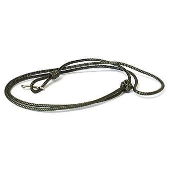 Kjk Ropeworks Necklet For Whistle - Olive - 3mm