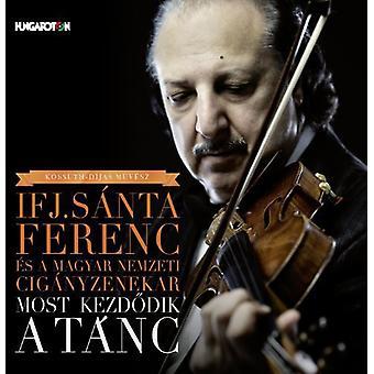 Hungarian National Gypsy Orchestra - Most Kezdodik a Tanc [CD] USA import