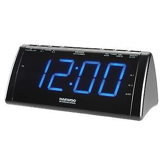 Radio Alarm Clock with LCD Projector