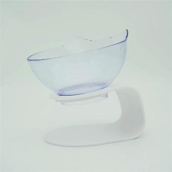 Non Slip Double Cat Bowl With Stand For Pets - Food, Water