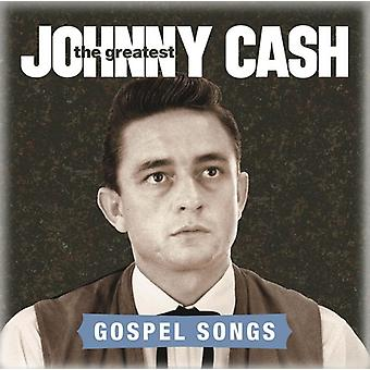 Johnny Cash - største: Gospelsanger [DVD] USA import