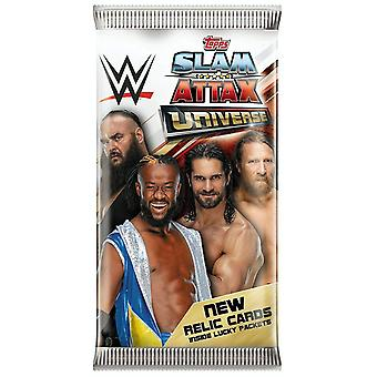 Topps Slam Attax Universe Collection Booster Box CDU (Pack of 36)