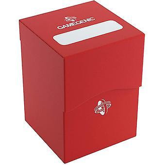 Gamegenic 100-Card Deck Holder Red
