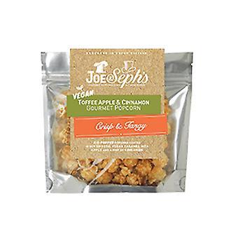 Vegan Toffee Apple & Cinnamon Popcorn