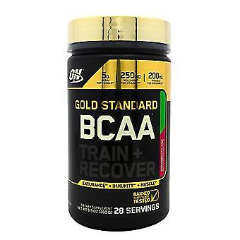 Optimum Nutrition Gold Standard BCAA, Fraise Kiwi 1,32 lb