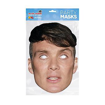 Mask-arade Cillian Murphy Celebrities Party Face Mask