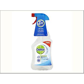 Reckitts Dettol Antibacterial Surface Cleaner 750ml
