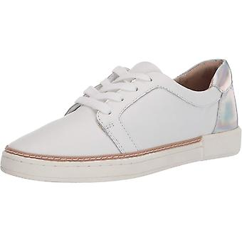Naturalizer Women's Shoes Jane Leather Low Top Lace Up Fashion Sneakers
