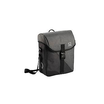 Willex Bicycle/Shoulder Bag Flex 800 14 L Grey