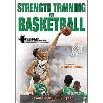 Krachttraining voor basketbal (Krachttraining voor sport)