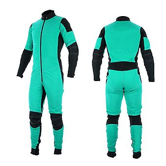 Freefly skydiving suit turquoise se-05