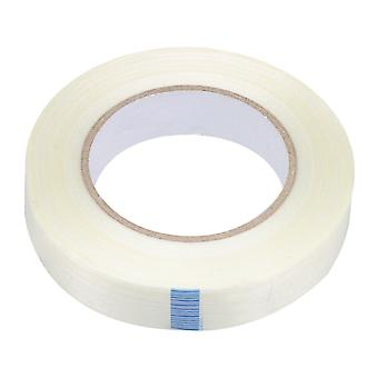 50m Transparent Filament Reinforced Strap Fiberglass Tape Width 25mm