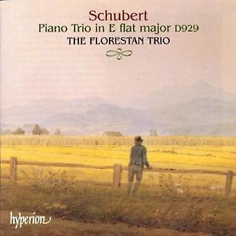 F. Schubert - Schubert: Piano Trio in E Flat Major D 929 [CD] USA import