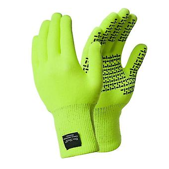 Dexshell Touchfit Hi-Vis Waterproof & Breathable Gloves