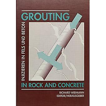 Grouting em Rocha e Concreto