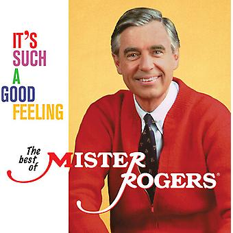 It's Such A Good Feeling: The Best Of Mister Roges [CD] USA import