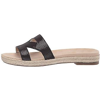 Anne Klein mulheres ' s Doris slide sandália