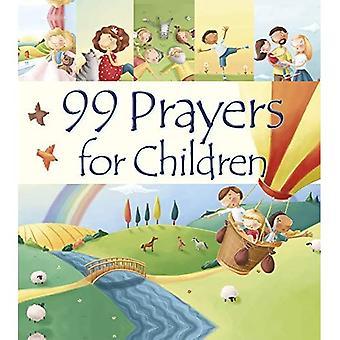 99 Bønner for børn (99 Historier fra Bibelen)