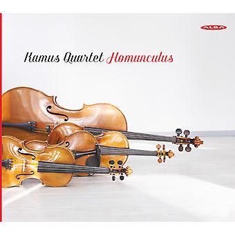 Britten / Kamus Quartet - Homunculus [SACD] USA import