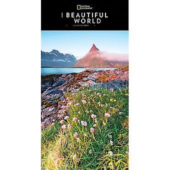 Otter House 2021 Calendar - Beautiful World