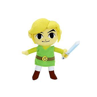 The Legend of Zelda The Legend Of Zelda Plush Toon Link