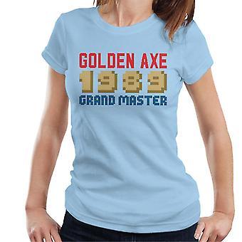 Sega Golden Axe Grand Master Women's T-Shirt