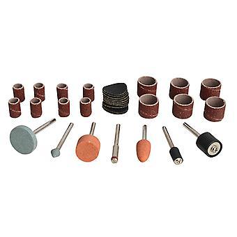 BlueSpot Tools Sanding & Grinding Accessory 31 Piece Kit B/S19019