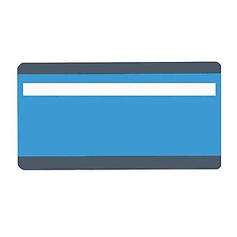 """Guida alla lettura del trakker blu finestra ritagliato, 3,75"""" X 7,25"""""""