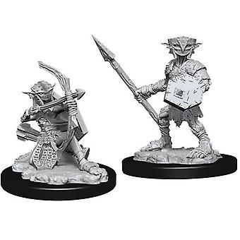 Pathfinder Battles Deep Cuts Unpainted Miniatures Hobgoblin (Pack Of 6)