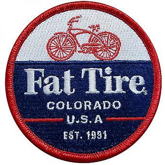 New Belgium Fat Tire Patch